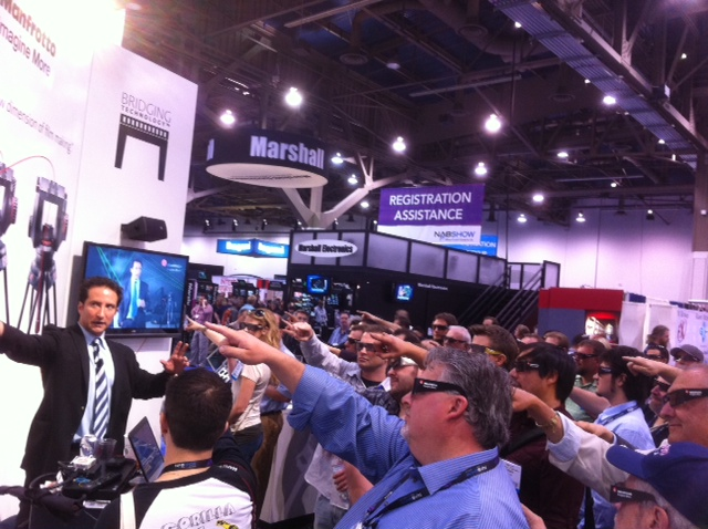 Corporate Magician Vegas,NV NAB Show